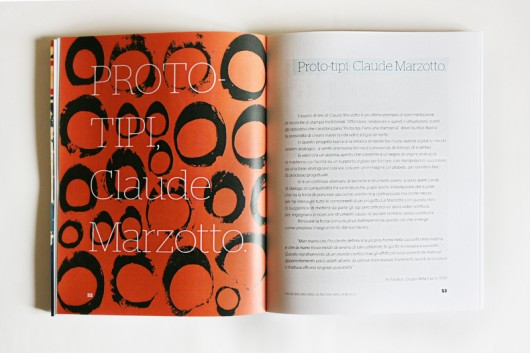 """""""Claude Marzotto"""" """"proto-tipi"""" """"Ateler Vostok"""""""