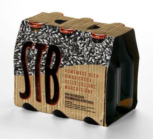 """""""beer"""" """"letterpress"""" """"packaging"""" """"pack"""" """"typo"""" """"handmade"""""""