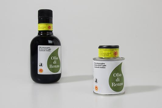 Agricola Alba Olio DOP extra vergine di oliva EVO oil made in italy italia olio di renzo