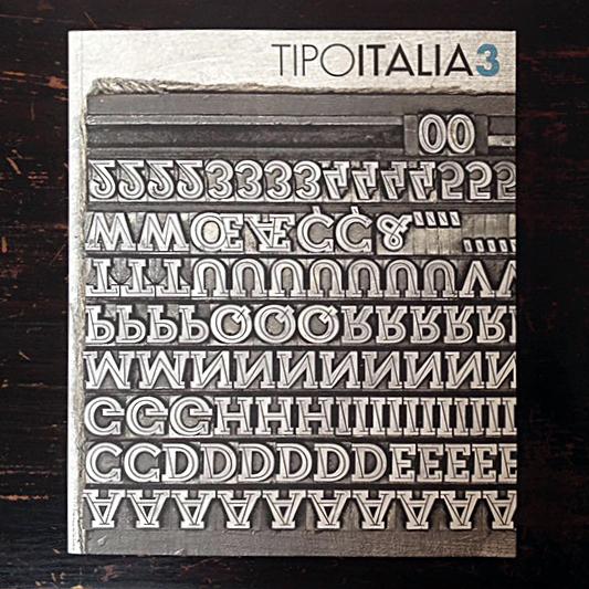 camillini, depero, tipoitalia, typography, research