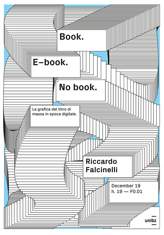 book. ebook nobook riccardo Falcinelli gianluca camillini