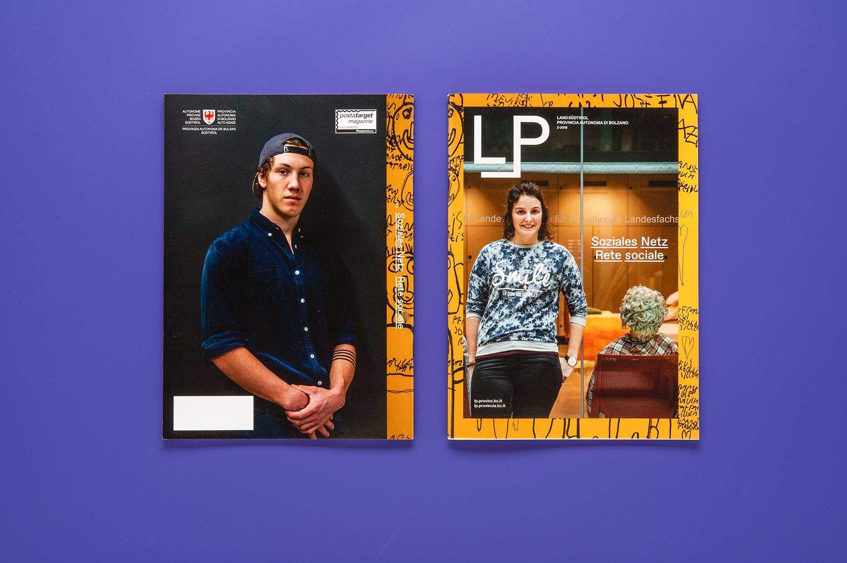 LP Magazine N.2 / Gianluca Camillini, Matteo Moretti / Foto: FIl