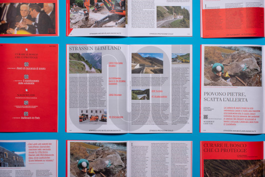 LP Magazine N.3 / Gianluca Camillini, Matteo Moretti / Foto: FIl